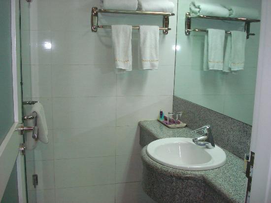 Ottenville Boutique Hotel: Bathroom