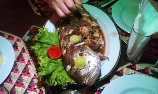 butterfish, nautilus restaurant unawatuna
