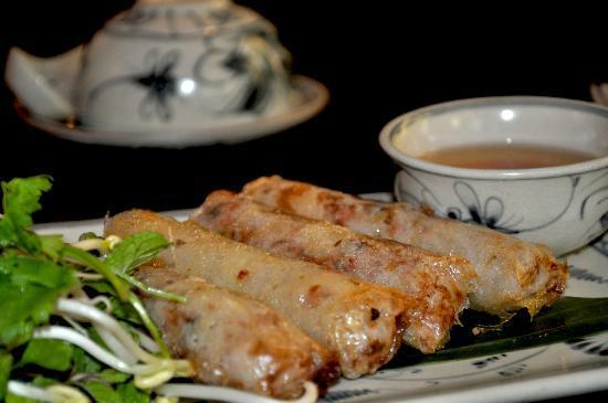 Tigerlily : Vietnamese Spring Rolls..Yum