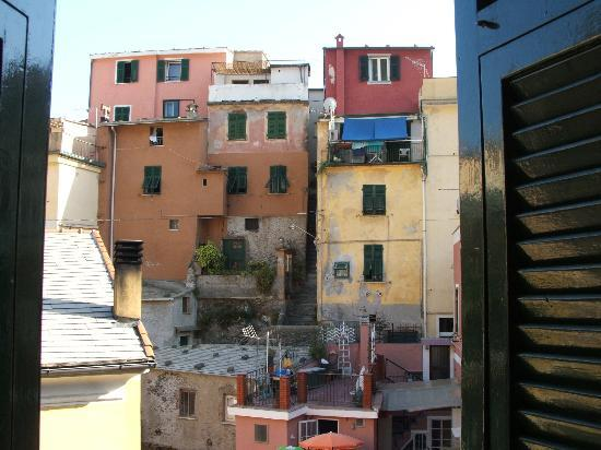 Taverna del Capitano Rooms : View from the window