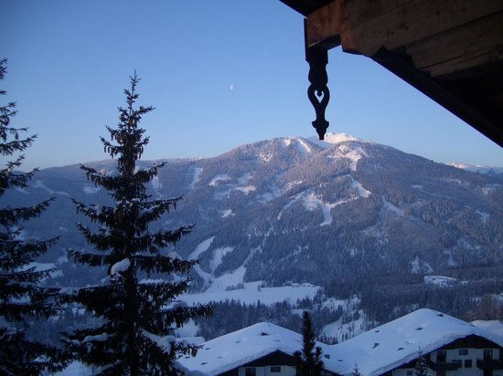 Hotel Gasthof Grunholz: The view from our balcony