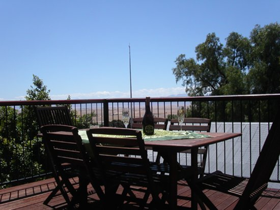 Feathers Inn Guest House : Piketberg View