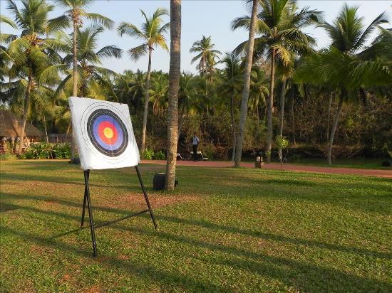 Vivanta by Taj Bekal: Archery by the backwaters