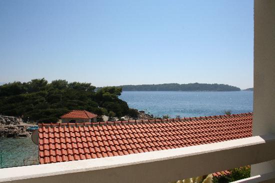 Hotel Priscapac Resort & Apartments : balcone camera superior