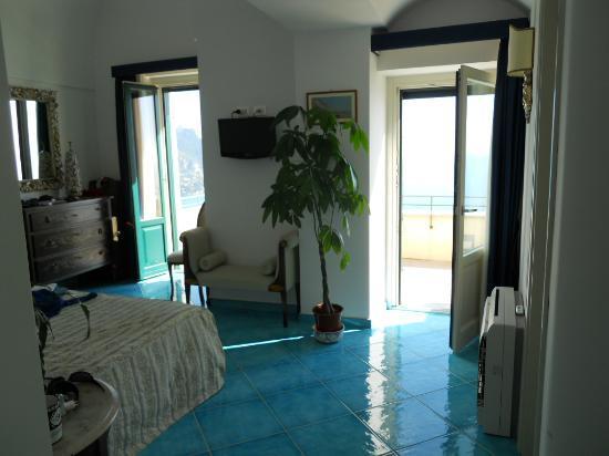Villa San Cosma: Our bedroom