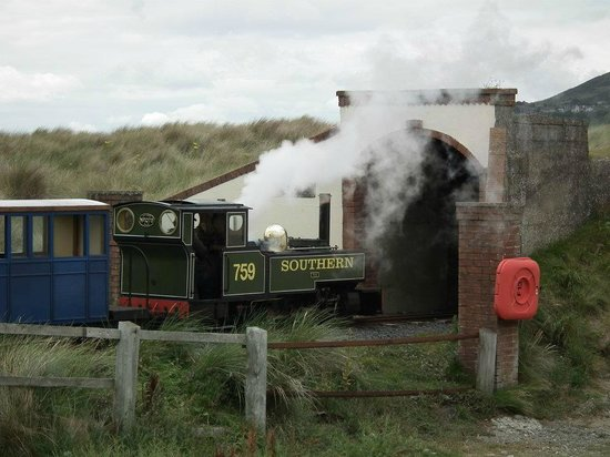 ‪Fairbourne Railway‬