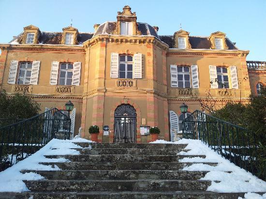 Gimont, France : La facade..