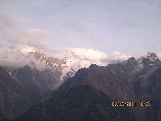 The Grand Shamba-La: the great himalayas