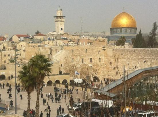 Danny the Digger: Jerusalem