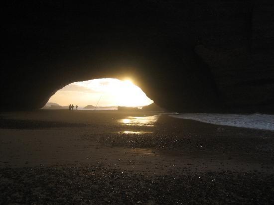 Пляж Легзира: plage