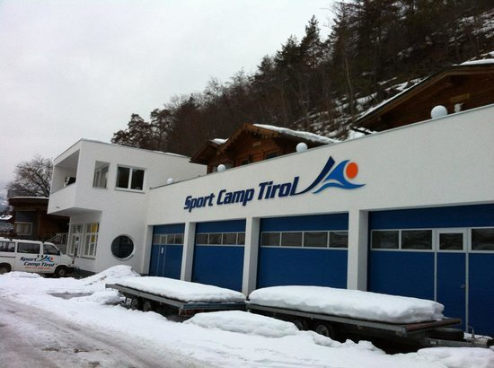 Sport Camp Tirol: Sports Camp Tirol this January.