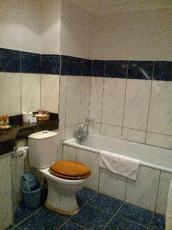 Protea Hotel by Marriott Chingola: Toilet