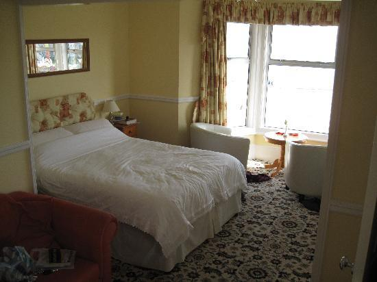 Bay View Hotel Weymouth: Room 10