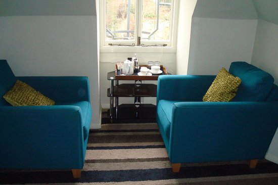 Satis House Hotel: Seating area