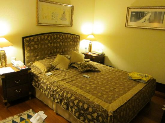 Eresin Hotels Sultanahmet: Comfy bed