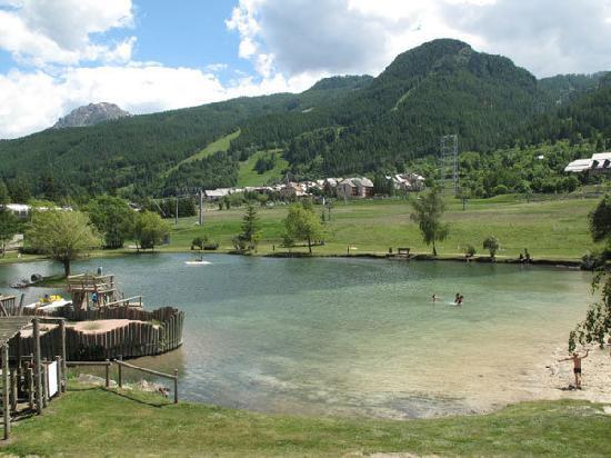 Le village du bez foto de serre chevalier vall e serre - La salle les alpes office du tourisme ...