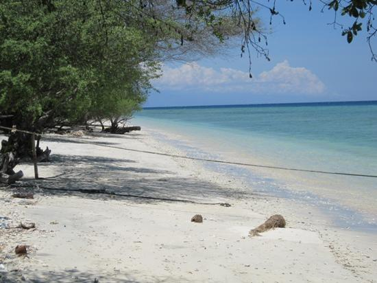 Villa Grasia Resort & Spa: the beach...