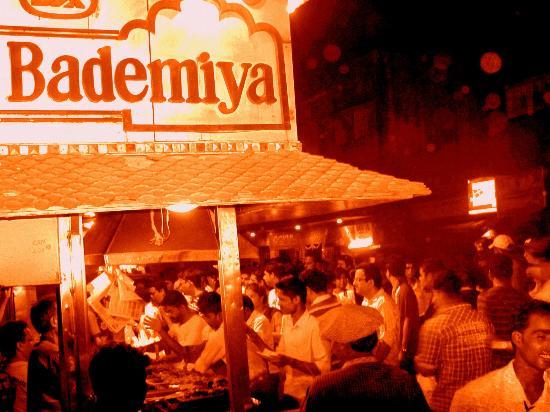 Bademiya Seekh Kebab