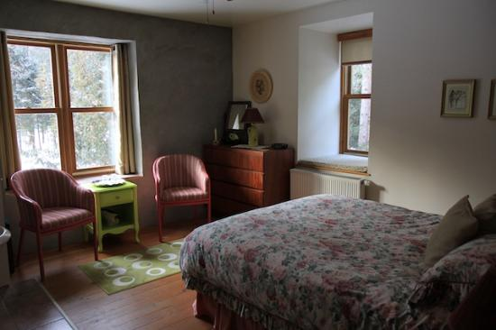 Auberge le Cosy Tremblant: Room #9