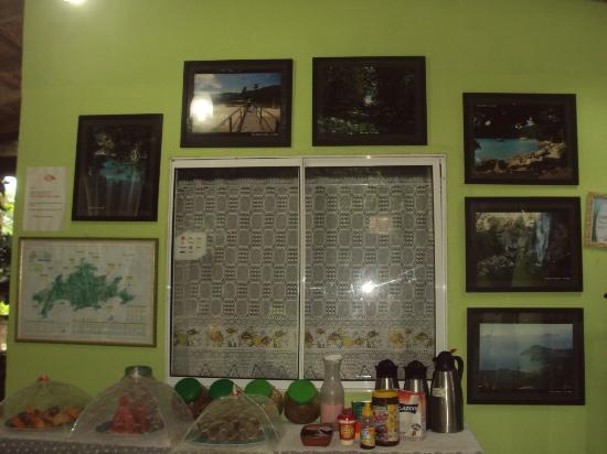 Pousada Ouro Verde: tour fotográfico del Sr Rodrigo