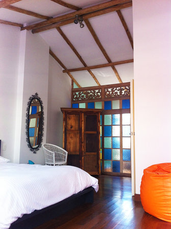 Hotel Casa Guadalupe: habitacion 401