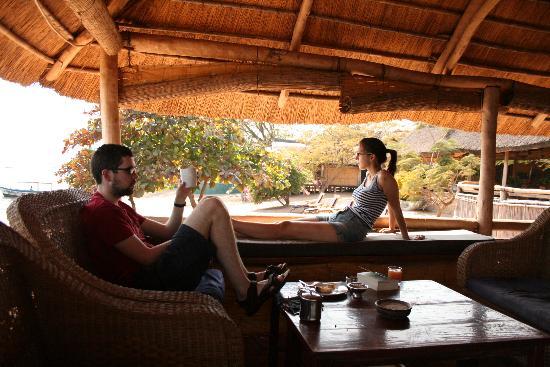 Gecko Lounge: restaurant / bar