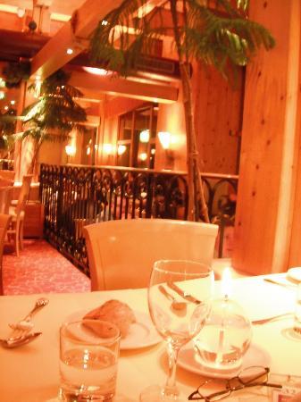 Hotel Mercure - Les Arcs 1800: Le restaurant