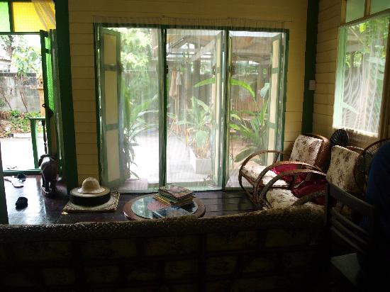 """Baan Tepa: The """"lounge"""""""