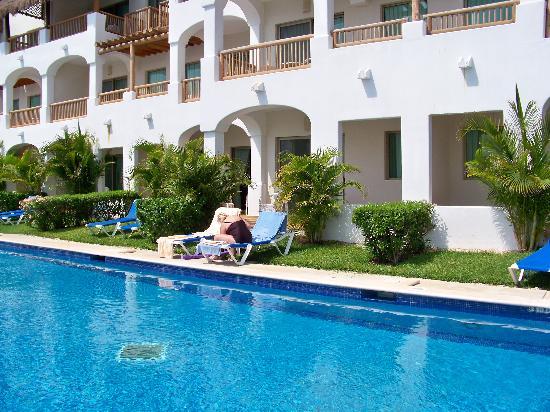 Valentin Imperial Riviera Maya: Swim Up Room