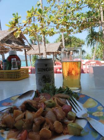 Bon Island Restaurant: un plat