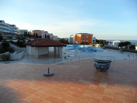 Rezidecija Skiper: piscina centro residence