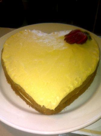 Agora Bar and Grill: custom cakes