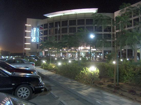 Centro Sharjah: De nuit