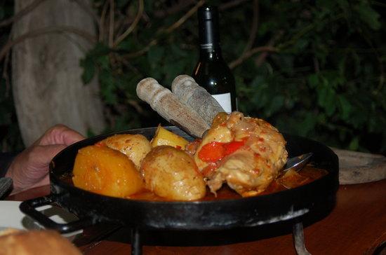 Restaurante Mirador Cabeza del Indio