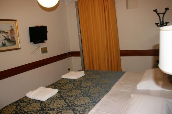 Petrarca Hotel Terme: camera
