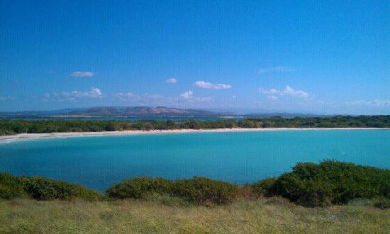 Playa Sucia: Paraiso Escondido!