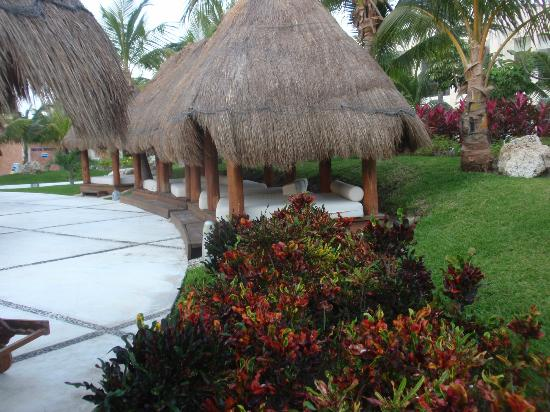 Excellence Playa Mujeres : Ground