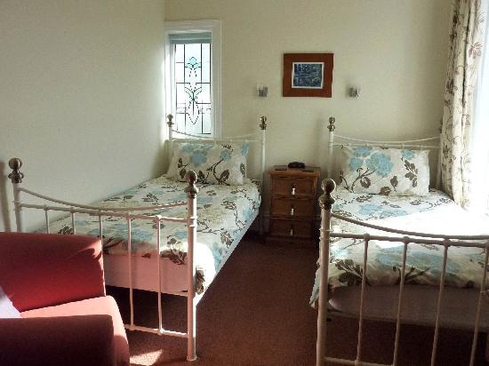 Derrin Guest House B&B: Twin room