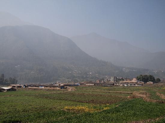 Homestay Nepal: Beautiful surroundings