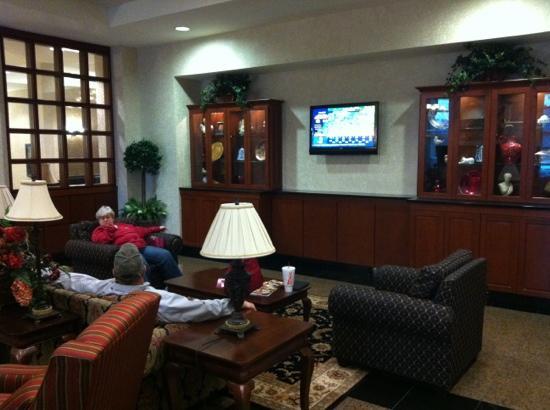 Drury Inn & Suites Baton Rouge: lobby