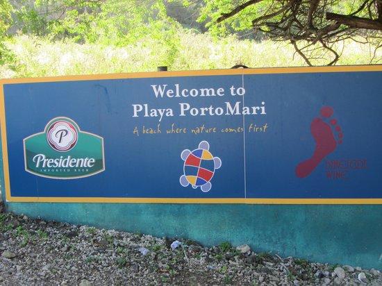 Playa Porto Marie Image