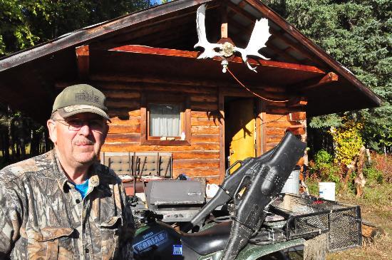 Angel Creek Lodge: one of our friendl neighbors