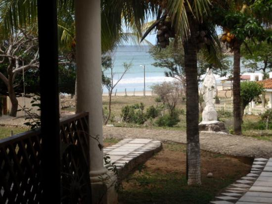 Hotel Boutique Remanso Beach : Ocean view from my room (#7)
