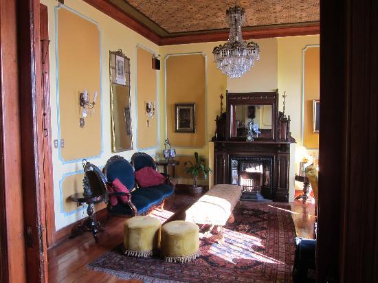 Grand Hotel Gervasoni: Sitting room
