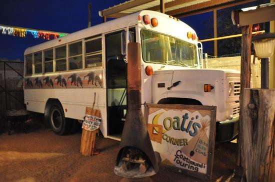 Planet Marfa: Marfa Lights Party Bus