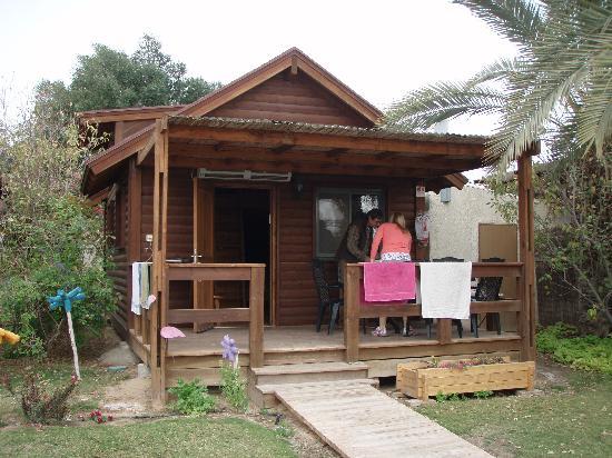 Neot HaKikar, Israel: cottage