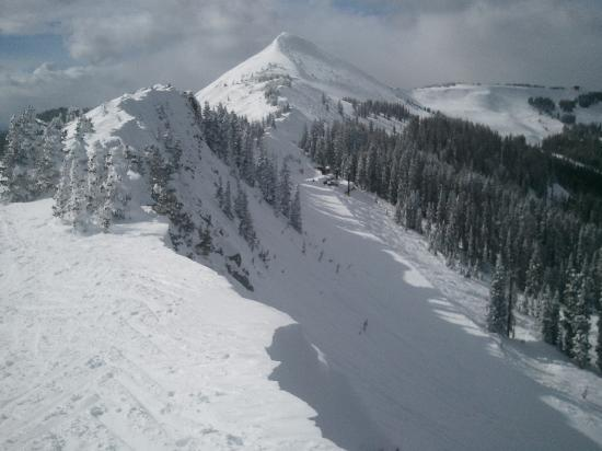 Wolf Creek Ski Lodge : Wolf Creek!