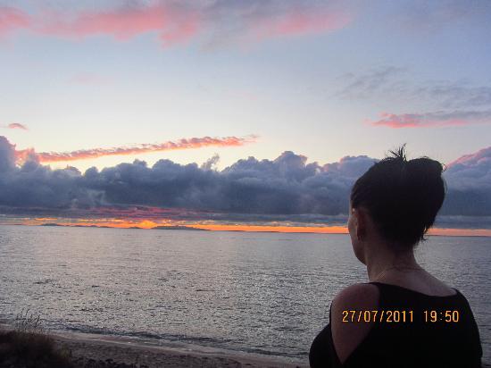 B&B La Dahlia : Lu Bagnu sea