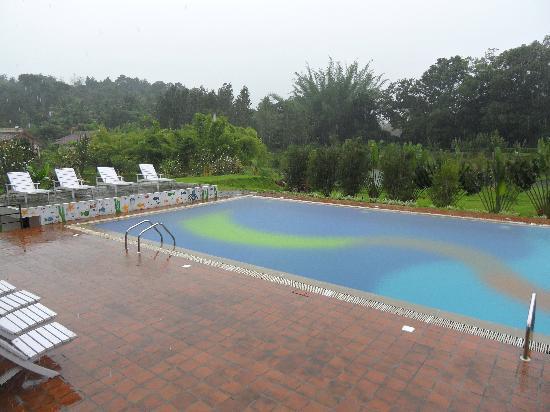 Swimming Pool Picture Of Kadkani River Resort Ammathi Tripadvisor