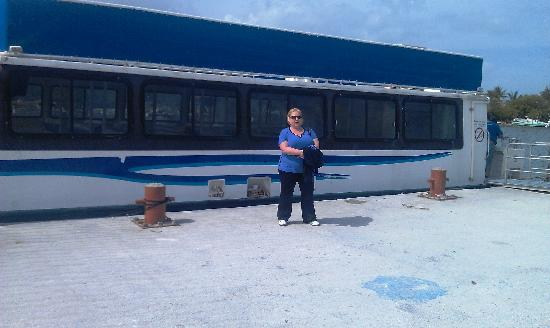Holbox Adventure: Ferry To Holbox
